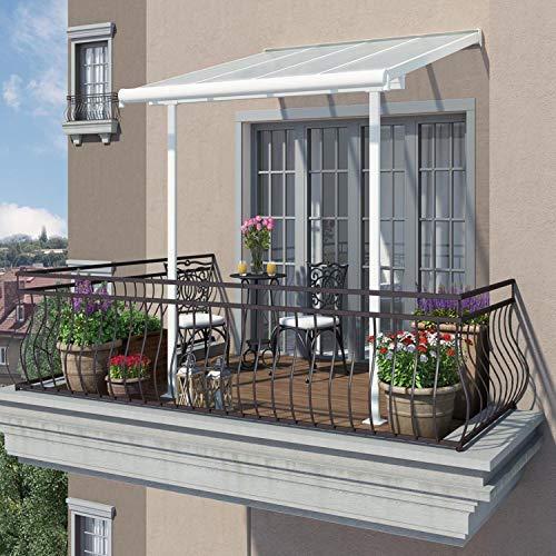 Palram - Hochwertige Aluminium Terrassenüberdachung Balkondach Terrassendach Sierra 232 x 210 x 283 cm LxBxH
