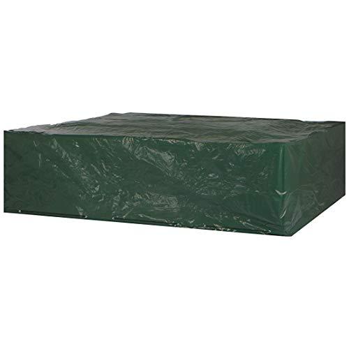 Ultranatura Gartenmöbel Abdeckung  robuste Schutzhülle für eine komplette Gartenmöbel-Gruppe wetterfeste und wasserdichte Abdeckplane für Gartenmöbel jeder Art 240x140x90cm