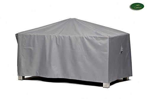 Kölle Premium Schutzhülle für Gartentisch rechteckig 125x85 cm XL 125x85 cm