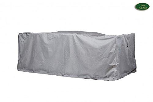Gartenmöbel Schutzhülle  Abdeckung quadratisch - Premium M 180 x 180 x 94 cm wasserdichte Abdeckplane für Sitzgruppe  Oxford 600D Polyestergewebe  mit Ventilationsöffnungen  quadratisch
