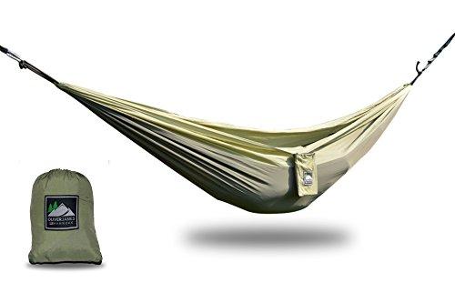 Oliver James Hängematte - Luxus hochfeste leichte Hängematte