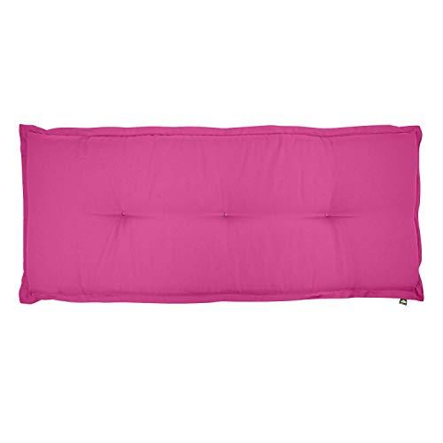 Kopu Prisma Bankauflage Polster Garten Kissen 150x50 cm Rosa - Deep Pink