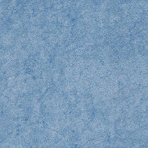 Wachstuch Uni Blau Marble einfarbig Marmor · Eckig 120x160 cm · Länge Breite wählbar· abwaschbare Tischdecke