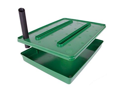 G-easy Das Clever Grabbewässerungssystem Bewässerungssystem Grabbewässerung Bewässerungssysteme für Gräber Heim Garten Bruchfest und Frostsicher