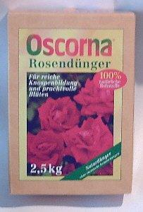 Oscorna Rosendünger 25 kg