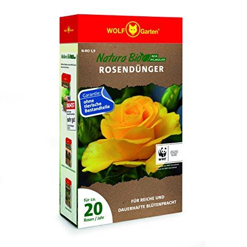 WOLF-Garten 3854010 Rosendünger Rot 18x75x31 cm