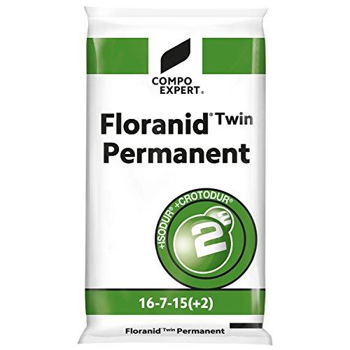 Compo Expert Floranid Twin Permanent 16715 28 Langzeitdünger Rasendünger Universaldünger 25kg