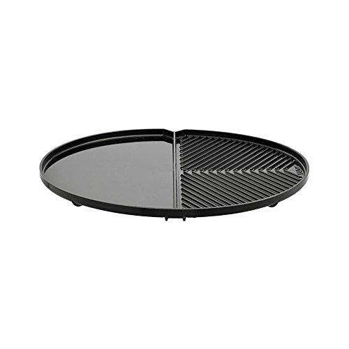 Cadac Grillplatte Grill2Braai-Platte Schwarz