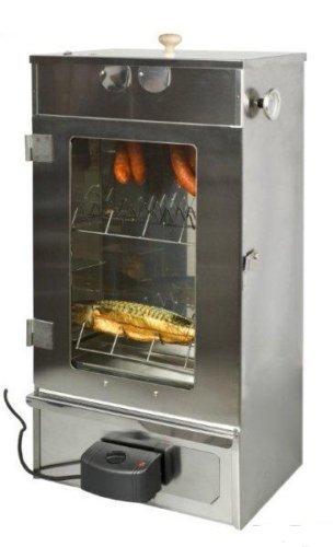 Nischenmarkt Multi- Räucherschrank  Räucherofen mit Grillfunktion