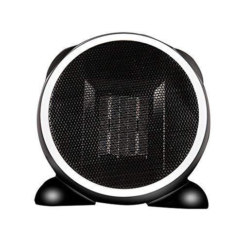 Tragbare elektrische Heizung-Haushalts-Mini-Heizlüfter - Schwarz