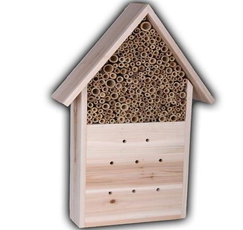 Insektenhotel Insektenhaus Insekten Nistkasten Bienen Hotel 60cm Modell ELECSA 1351