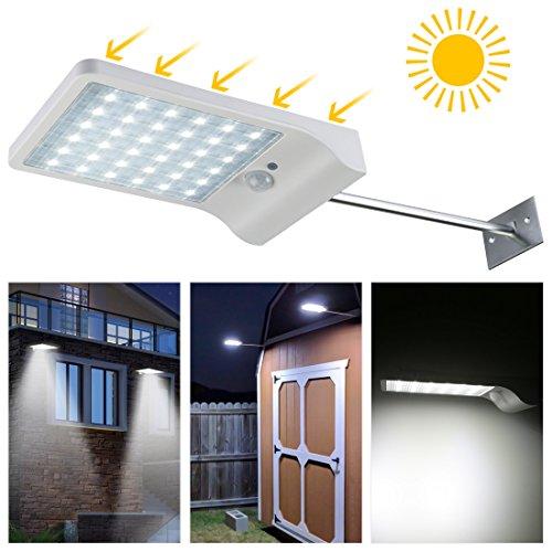 solar led fluter solarleuchten strahler deckenleuchte bewegungsmelder außenleuchte gartenbeleuchtung strassenbeleuchtung lampe grablicht baum Garage balkon akku draußen LEDMO wand Beleuchtung