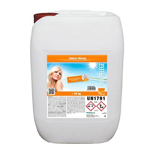 Steinbach Poolchemie Chlorin flüssig 25 kg pH-Regulierung 0752925TD00
