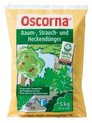 Oscorna Baum- Strauch- und Heckendünger 105 kg
