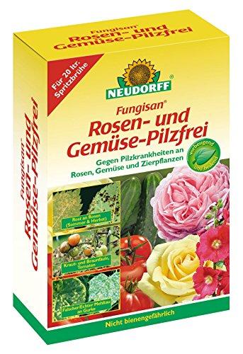Neudorff Fungisan Rosen- und Gemüse Pilzfrei 16 ml