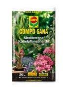 COMPO SANA Mediterrane Kübelpflanzenerde 20 l