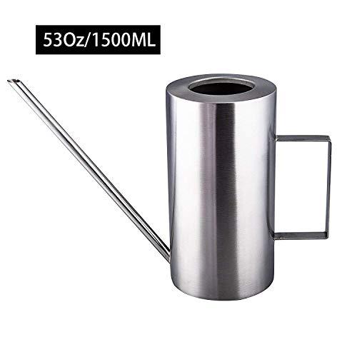 IMEEA 53Oz Gebürsteter SUS304 Edelstahl Modernen Stil Zylindrische Gießkanne