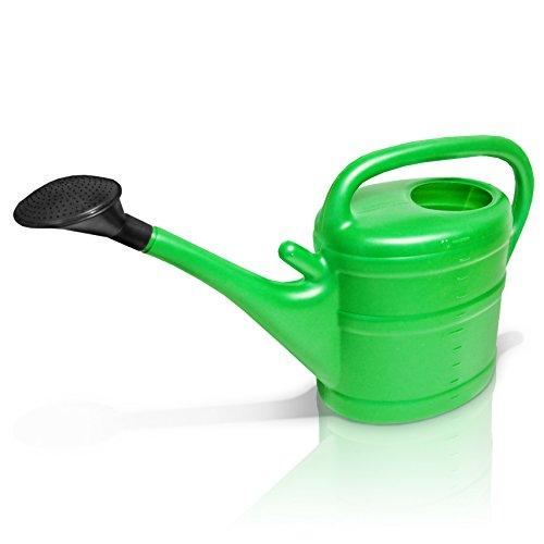 Kunststoff Gießkanne 10 Liter - Grün
