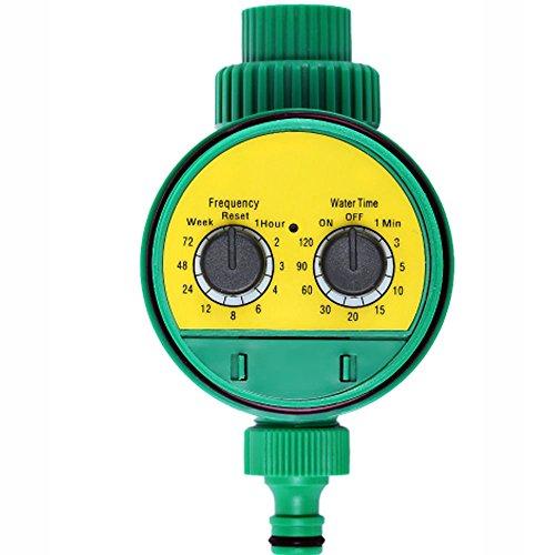 Vinciann Timer Zeitschaltuhr Bewässerung Garten Bewässerung Programmierbare Safe Elektronik