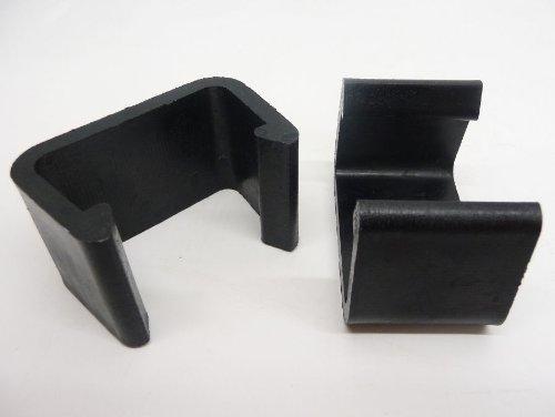 Prime Tech 8er-Set VerbinderClipsKlammern für Gartenmöbel Möbelsets