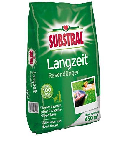 SCOTTS Substral Langzeit Rasendünger 9 kg