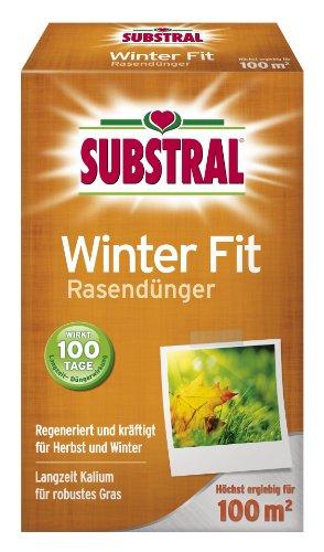 Substral  Winterfit Rasendünger f 100 m²  - 2 kg