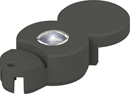 Bio-Rasenkante RKS-LED Rasenkanten LED-Modul anthrazitgrau