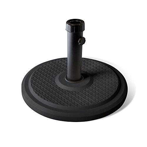 paramondo Sonnenschirm Schirmständer Standard rund schwarz