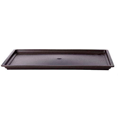Bonsai - Untersetzer eckig ca 46 x 32 cm Kunststoff 53019