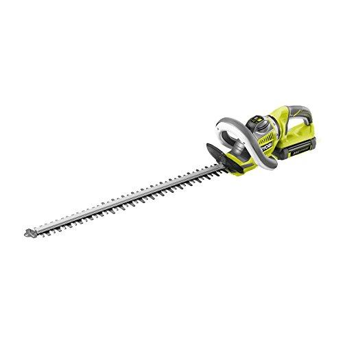 Heckenschneider  Akku-Heckenschere RHT36C60R15  Intellicell 2-Gang-Getriebe HedgeSweep  36 V 60 cm Messer mit Diamantschliff