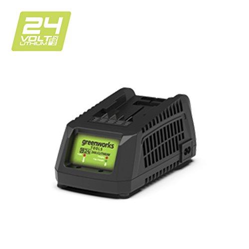 Greenworks 24V Ladegerät ohne Akku - 2913907