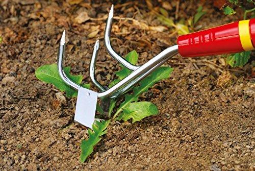 WOLF Garten LBM Multi-Change klein cultiweeder Anbau Werkzeug Kopf