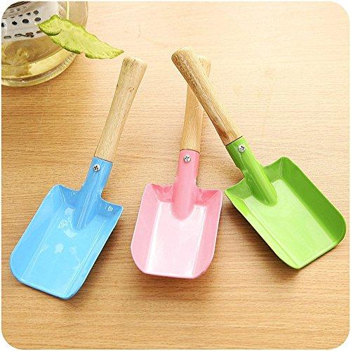 danmu Art Kleiner Garten-Schaufel Haushalt Graben Rasen Kelle Schaufel Hand Werkzeug