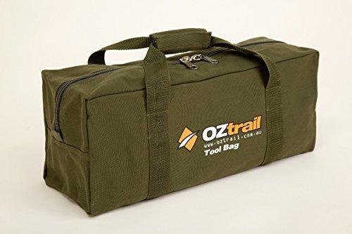 Werkzeugtasche aus Leinen BPC-TOOL-D Canvas Tool Bag 46x18x15cm Segeltuch für Werkzeugset Seesack
