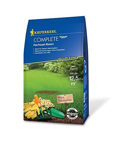 Rasensamen - Profi-Line Complete - Nachsaat-Rasen 250 g von Kiepenkerl