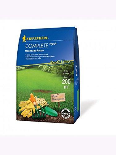 Rasensamen - Profi-Line Complete - Nachsaat-Rasen 4 kg von Kiepenkerl