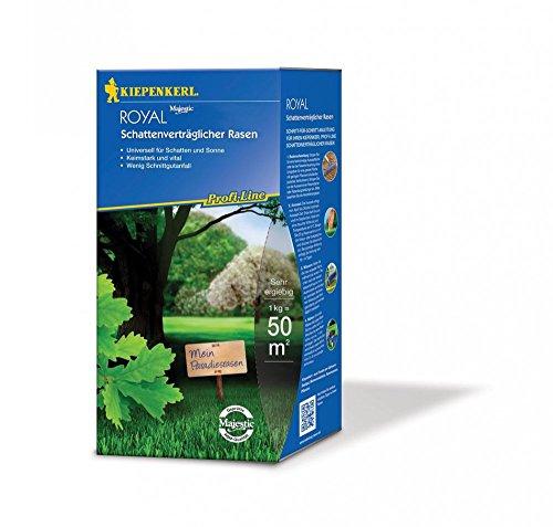 Rasensamen - Profi-Line Royal - Schattenverträglicher Rasen 1 kg von Kiepenkerl