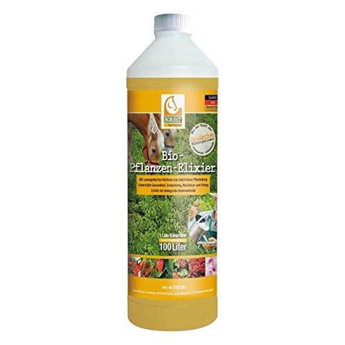 HORSiT Bio-Pflanzen-Elixier Konzentrat - 1 Liter - Unterstützt Gesundheit Entwicklung Wachstum und Ertrag