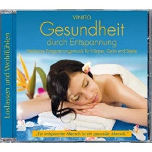 Neptun Gesundheit durch Entspannung CD 959 Vinito