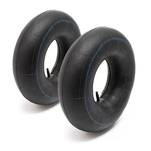 2x Luftschlauch Schubkarre 400-8 TR13 Ventil Reifenschlauch Schlauch Reifen