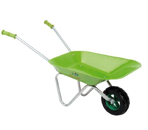 Dehner Kids Kinderschubkarre grün