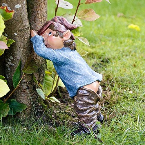 Gärtner Pötschke Gartenfigur Baum-Gnom Pippimax