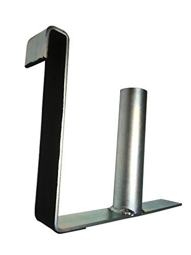 Abroller Montagehilfe für Zaunfolie Doppelstabmatten Zaun Sichtschutz PVC