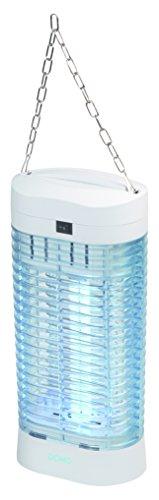 Titels zuDomo Insektenvernichter ohne Chemie tötet Mücken und Insekten - 11Watt UV-Lampe