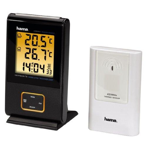 Hama 00106961 Elektronische Wetterstation EWS-185