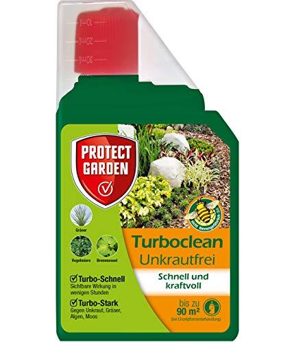 Protect Garden Turboclean Unkrautfrei Unkrautvernichter 500 ml