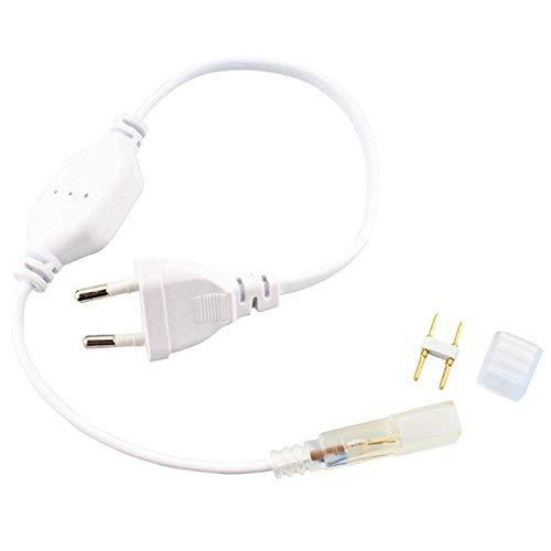 Stecker für 220V LED-Streifen LED-Band-Strip 5m  10m