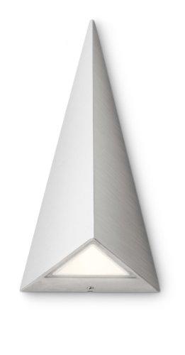 Philips LED-Wandaussenleuchte Hills 2-flammig 25W inklusive Leuchtmittel 172474716