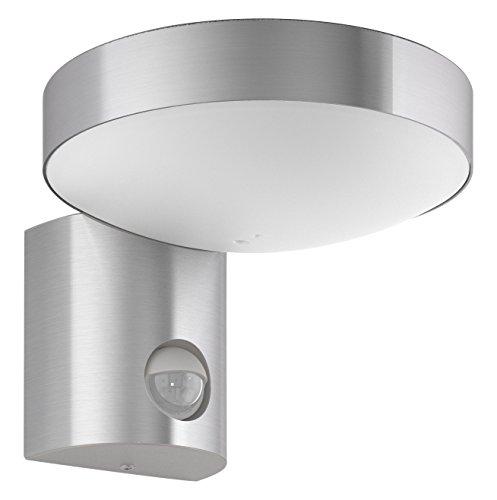 Philips myGarden LED Wandaussenleuchte Cockatoo 800lm Edelstahl Bewegungsmelder Gartenleuchte