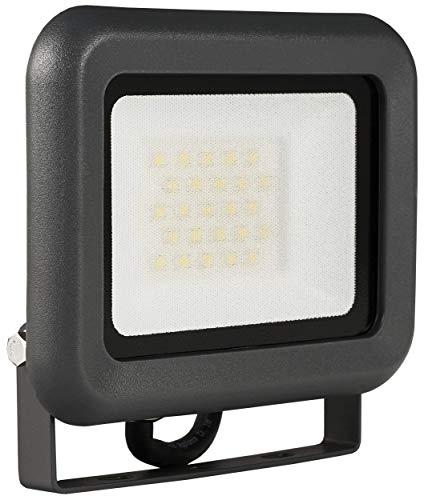 LUMIRA LED Fluter 20W Ersatz für 200W Flutlicht-Strahler Außen-Leuchte für Innen- und Außenbereich IP65 Neutralweiß